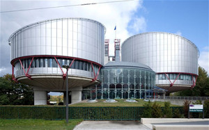 C03HBD European Court of Human Rights, Strasbourg, Alsace, France, Europe